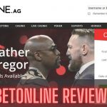 BetOnline betting platform