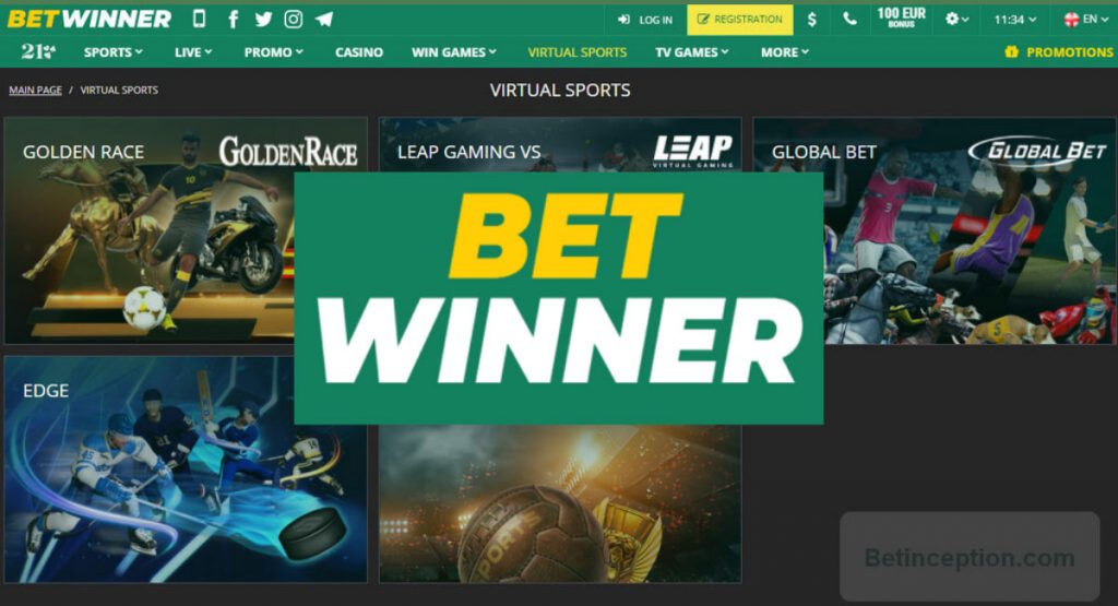 Betwinner Live Streaming