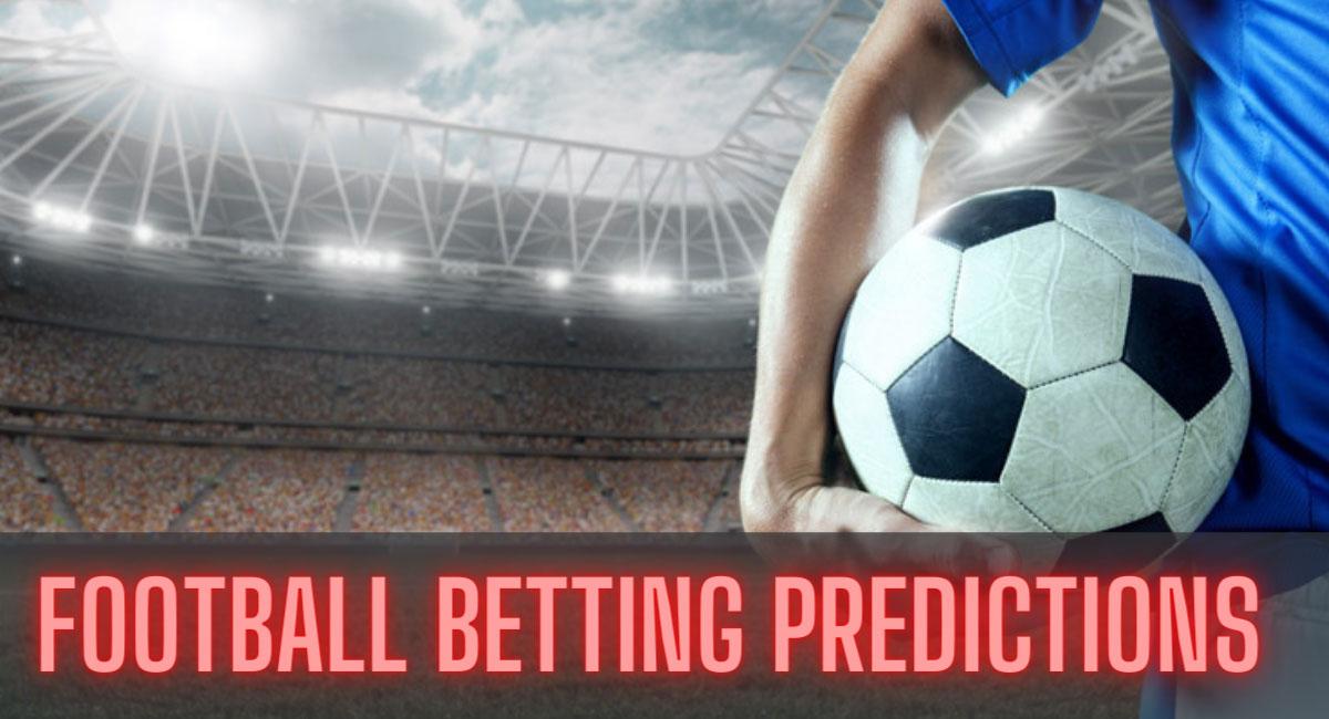 Soccer betting prediction