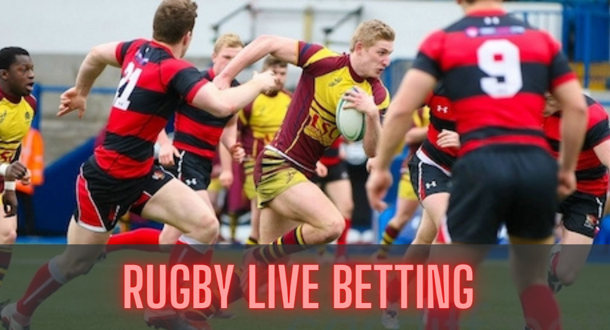 Rugby Live Betting and tips